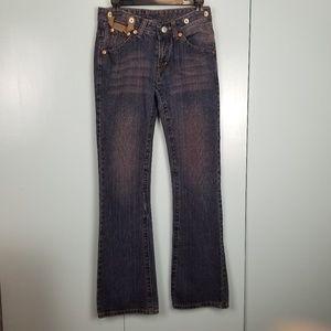 True Religion Boot cut jeans size 29  -C7